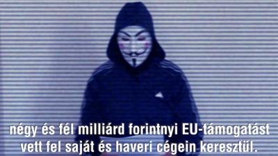 Ismét jelentkezett Anonymus – a Cseh Katalin-botrány leleplezője mire készül?