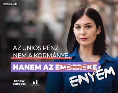 Rákattantak a mémgyártók a Cseh Katalin körüli botrányra