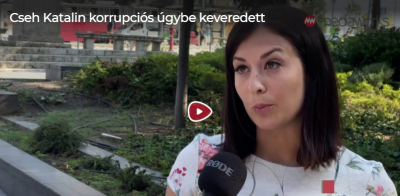 Videón a Cseh Katalin körüli ügy eddigi főbb mozzanatai