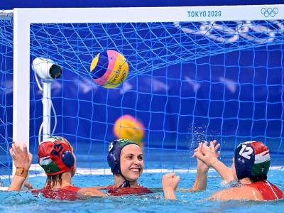 Olimpiai elődöntős a magyar női vízilabda-válogatott: 14–11-re legyőzték Hollandiát!