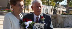 60 éve él szerelemben Terike néni és Laci bácsi: a gyémántlakodalomban elárulták a titkukat (videó)