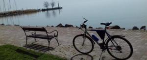 Tókerülő bringatúra a Balatonon