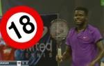 Videó: zavarba ejtő ok miatt állt meg a teniszmeccs