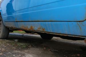 Figyeljünk a rozsdára! – Autók korróziós pontjai tanácsadó