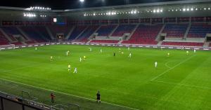 Vidi: a főpróba megvolt – így néz ki belülről az új stadion!