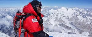 Százötven évesen az Everest csúcsán
