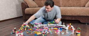 Stresszes felnőtteknek szánja új termékét a Lego