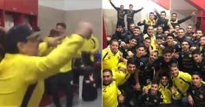 Videó: tánc és éneklés, nagy bulit csaptak Maradonáék