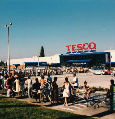 Így változott 25 év alatt a hazai kiskereskedelem
