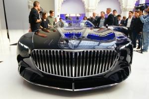 Magyarországra érkezett a Mercedes dizájnjának jövője
