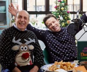 Szénné égette a karácsonyi vacsorát Jamie Oliver