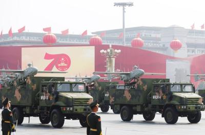 Padlót fogott az amerikai vezérkar az új kínai rakéta láttán