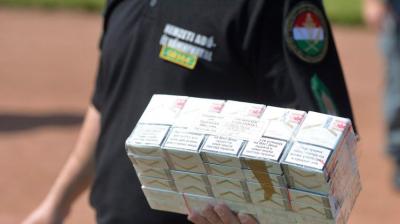 High-tech ukrán cigarettacsempészet, nem fogják kitalálni a módszerüket