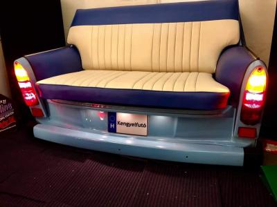 Íme, a retró-lakberendezés csúcsa: bemutatunk egy Trabant kanapét