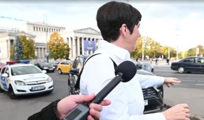 Így menekült Gyurcsányné a 2006-os rendőrterrort firtató kérdés elől - videó