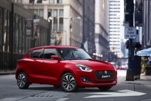 Megérkezett Magyarországra az új Suzuki Swift - Képek!
