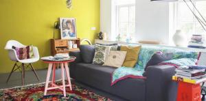 15 izgalmas szín, amely csodásan mutat a nappaliban