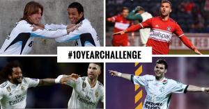 Nikolicstól Pogbáig – a 10+1 legjobb #10YearChallenge a sportvilágból! – KÉPEK