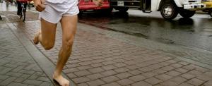 Futás mezítláb vagy cipőben?
