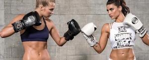 Együtt edz a két legenda lánya