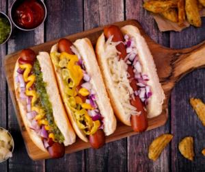 Nekik köszönhetjük az egyik legnépszerűbb street foodot, a hot dogot