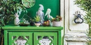 Divatban a smaragdzöld