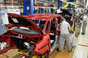A régiónk lett az autóipar fellegvára