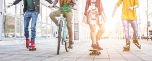 A gyalogos is sokat tehet a biztonságért
