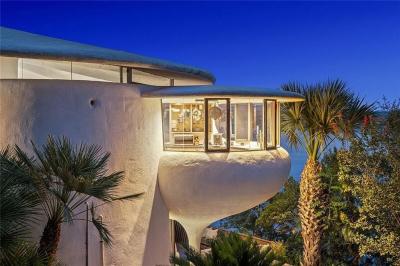2,2 millió dollárért eladó Austin legegyedibb otthona