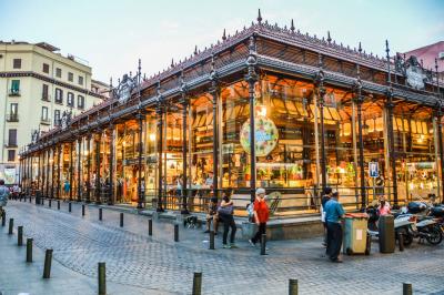 Európa legszebb vásárcsarnokai elrabolják a szívünket