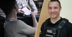 Igazoltatni akarta az autóst a rendőr, a vége az lett, hogy állásinterjúra vitte!