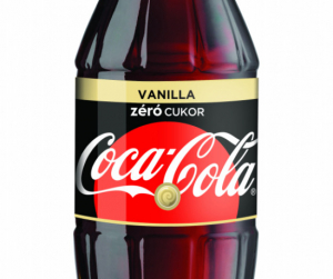 Az ide nyár slágere:  itt a várva várt Coca-Cola zero Vanilla!