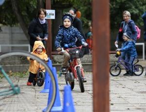 Új kerékpárutak a belváros körül