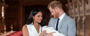Londoni magánkórházban született Harry és Meghan gyermeke