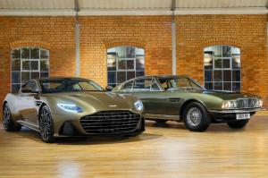 Őfelsége titkosszolgálatában – James Bond limitált széria az Aston Martintól