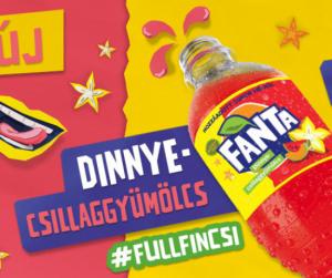 Megszavazták a rajongók: ilyen ízű az új Fanta!