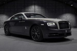 Óceánrepülőkre emlékeznek a különleges Rolls-Royce szériával