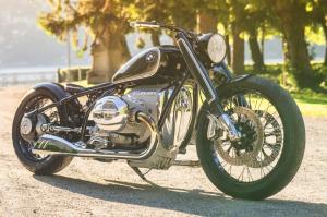 A BMW is képes formabontó boxer motorkerékpár építésére