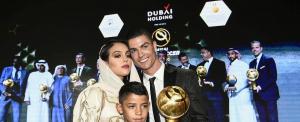 Így edz Ronaldo kedvese