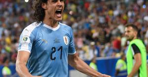 Copa América: Cavani újabb gólja csoportelsőséget ért