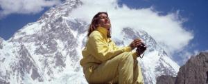 Erősebb a férfiaknál: az első nő a K2-n