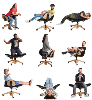 Mit tud egy 105 ezer forintos szék? Mutatjuk!
