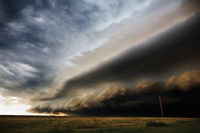 Nem Photoshop, nem világvége: ezek a felhők valódiak