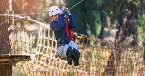 A vizsgált kalandparkok harmada nem felelt meg az előírásoknak