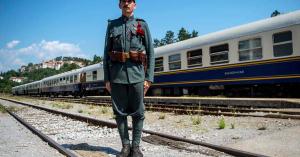Új tájakon járt idén az első világháborús emlékvonat
