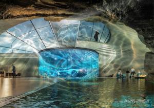 Garázst is épít az Aston Martin, ha az ügyfél győzi pénzzel