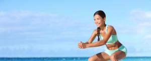 Beach workout: a homok sem akadály