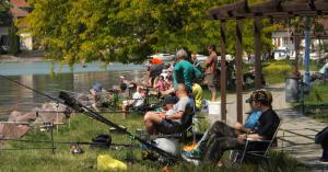 A legjobb balatoni horgásztelepülésre szavazhatunk