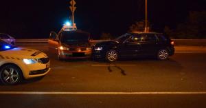 Egy nő sérült meg a péntek este történt salgótarjáni balesetben