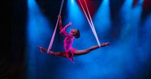 Túl van a csigolyaműtéten a trapézról lezuhant magyar artistalány